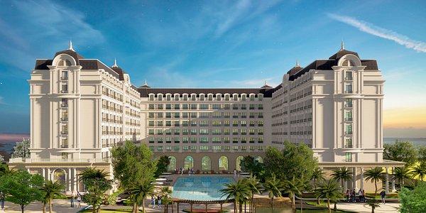 Chỉ cần 700 triệu sở hữu căn hộ du lịch với tiện ích 5 sao ở Vinpearl Phú Quốc HĐT 32 triệu / tháng ảnh 0