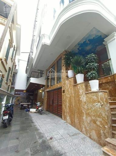 Doanh thu 250tr cho thuê 21 căn hộ full đồ khép kín. Cần bán gấp nhà 8 tầng: 121m2, MT 9m ảnh 0
