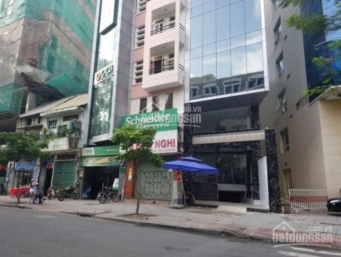 Cần cho thuê nhà 1 hầm + 5 tầng - 160m2 (8x20m) - MT Hàm Nghi, P. Nguyễn Thái Bình, Q1 giá 340tr/th ảnh 0
