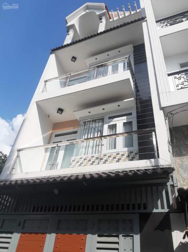 Cho thuê nhà HXH 6m Quang Trung, Phường 10, Gò Vấp DT: 5x22m, 3 lầu ảnh 0