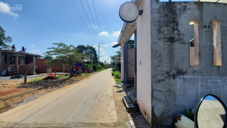 Cần bán đất vườn có nhà + ao cá có sẵn 300m2 thổ cư phường An Thạnh, TP. Thuận An, Bình Dương ảnh 0