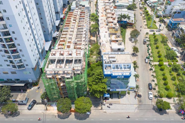 Bán nhà phố và biệt thự Bảo Sơn Residence, mặt tiền đường Nguyễn Sơn quận Tân Phú. Tặng xe Vinfast ảnh 0