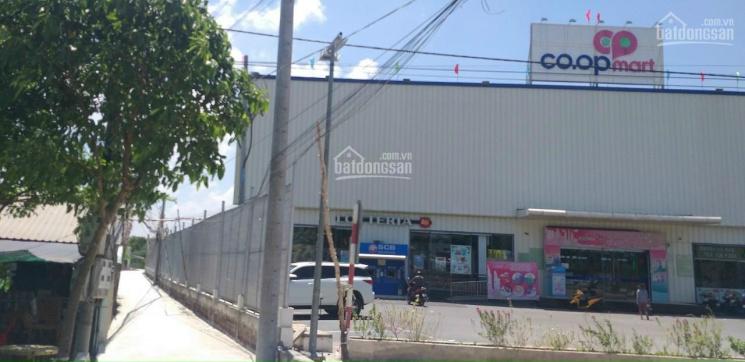 Bán đất 72m2 sau siêu thị Coopmart thị trấn Cần Giuộc, giá chỉ 800tr ảnh 0