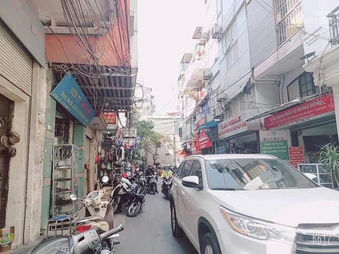 Bán nhà mặt phố Chùa Vua, HBT, gần chợ Trời - kinh doanh ngày đêm - quá hiếm ảnh 0