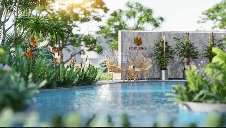 Bán căn góc 3PN view nội khu cực đẹp dự án Feliz Homes miễn phí báo trì, vay lãi suất 0% 18 tháng ảnh 0