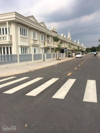 Đất Q9 MT đường Phước Thiện đối diện Vinhomes đường 12m, SR, 100m2, sổ riêng ảnh 0