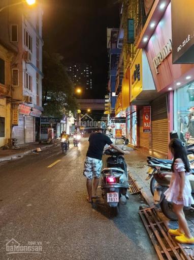 Nhà mặt phố Lê Lợi kinh doanh sầm uất 55m2, 5 tầng, 5m mặt tiền ảnh 0