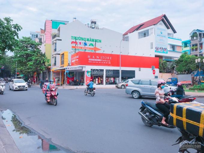 Bán nhà góc 2 mặt tiền - Trương Vĩnh Ký với Nguyễn Thế Truyện. DT 6x17,3m cấp 4, giá 22 tỷ ảnh 0