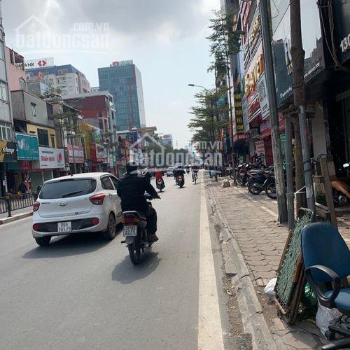 Chủ nhà cần bán mặt phố Nguyễn Lương Bằng nằm cạnh ngã tư Ô Chợ Dừa, Đống Đa. DT 600m2, giá 300 tỷ ảnh 0