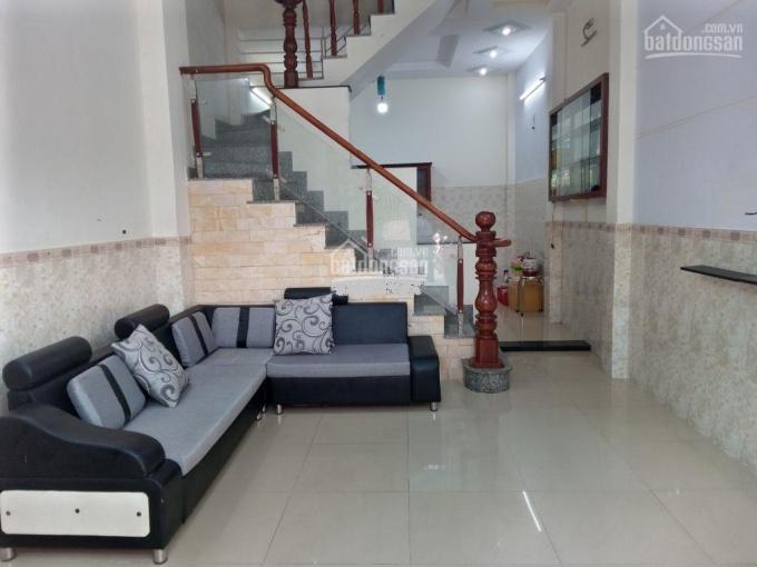 Nhà [ 3 lầu, 4 PN, 3 WC ] hẻm xe tải 6m kinh doanh Hương lộ 2 - Bình Tân, ngay BV Bình Tân ảnh 0