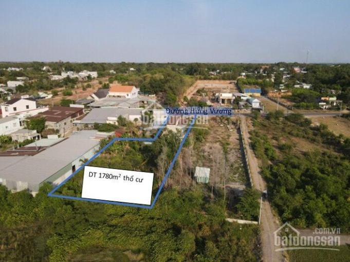Cần bán lô đất 1783m2, tại xã Phú Đông, Hùng Vương ảnh 0