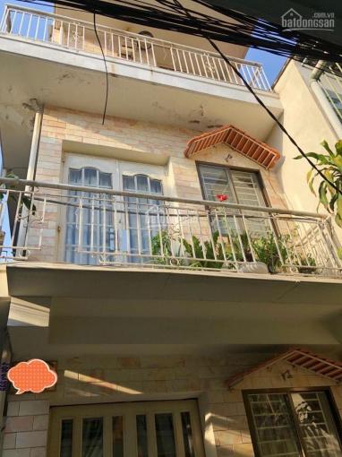 Cho thuê nhà full nội thất hẻm 487 Huỳnh Tấn Phát, Q7 - DT 4x8m - giá 9 triệu - 2 lầu +4PN ảnh 0