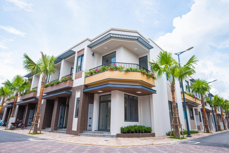 Hot 111 căn nhà phố view sông duy nhất tại TP. Tân An, TT 750tr nhận nhà ngay, cho vay 70% ảnh 0