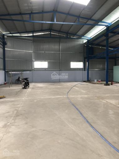 Cho thuê kho xưởng mới đẹp hơn 1200m2, mặt tiền đường QL1A, P. Bình Trị Đông A, Quận Bình Tân ảnh 0