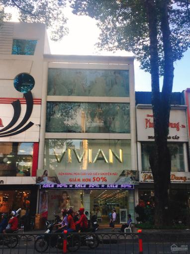 Mặt tiền đường Lê Lợi, đối diện chợ Bến Thành, diện tích 5x4m, trệt, 4 lầu, giá chỉ 35 tỷ ảnh 0