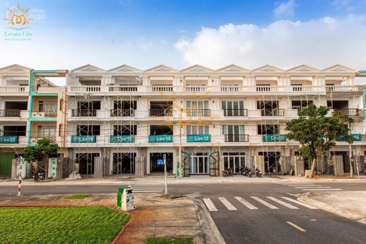 Nhà phố 5x20 khu Tên Lửa giá 12,5 tỷ mới xây xong, phong thủy tốt đón gia chủ thị dân sành nhà ảnh 0