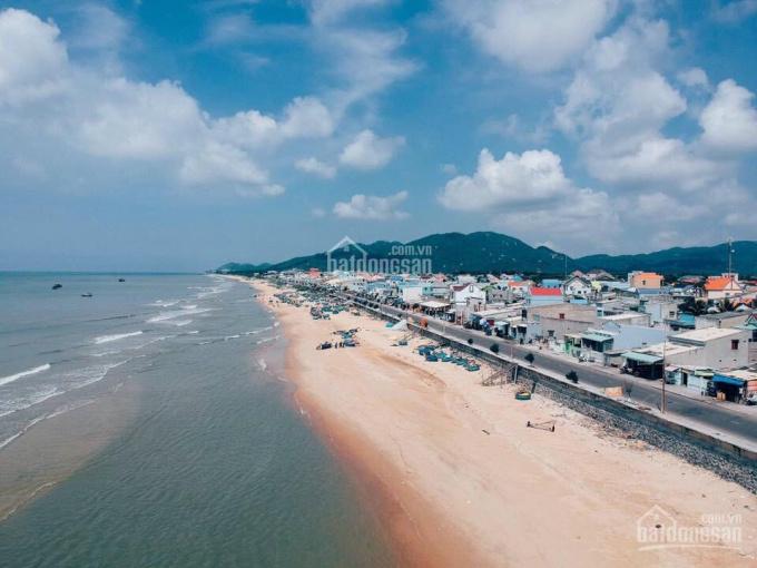 Bán đất biển 160m2, 8x20m, 300m ra bãi biển Phước Hải + chợ Hải sản, Đất Đỏ, BRVT ảnh 0