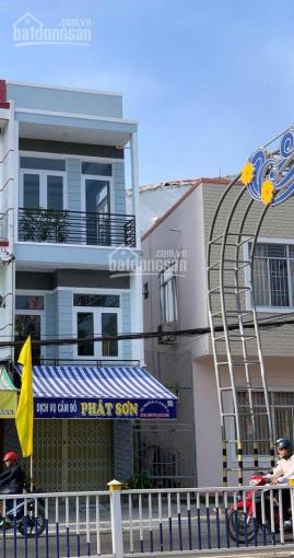 Bán nhà mới mặt tiền trung tâm TP Cao Lãnh ảnh 0