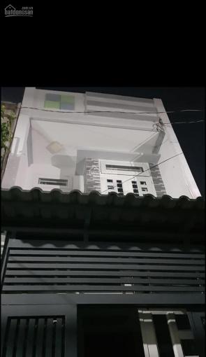 Bán lỗ căn nhà đẹp trên đường Đặng Chất, phường 3, quận 8, hẻm xe hơi 4m ảnh 0
