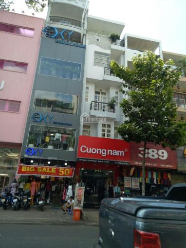 Bán gấp nhà 2 mặt tiền đường Nguyễn Trãi, Q. 5 DT 3.5x11m 5 lầu giá chỉ hơn 19 tỷ, đang thuê 50tr ảnh 0