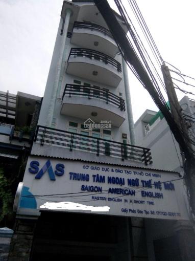 Bán gấp nhà HXH Nguyễn Giản Thanh, P15, Q10, DT 4,2x18m, giá 12.5 tỷ ảnh 0