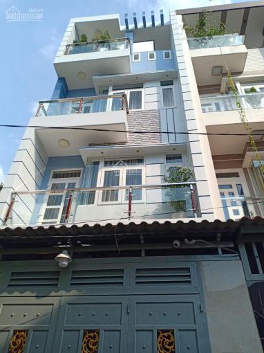 Cho thuê nhà HXT 8m có nội thất Quang Trung, P. 12, Gò Vấp, DT: 4x20m, 3 lầu ảnh 0