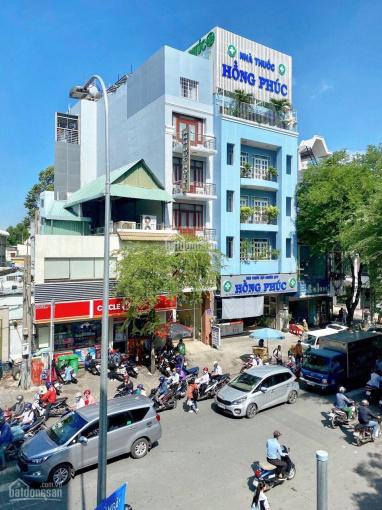 Nhà nát cần bán mặt tiền Thành Thái, quận 10. 462m2 ảnh 0