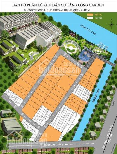 Chính chủ cần bán gấp lô biệt thự dự án Tăng Long Garden ngang 15m, giá chốt 32tr/m2; 0901461505 ảnh 0