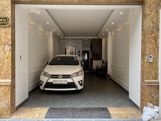 Bán 2 căn nhà KPL 162 Tôn Đức Thắng 40 - 60m2x5t, thang máy, ôtô vào nhà 2 mặt thoáng. Giá từ 7 tỷ ảnh 0