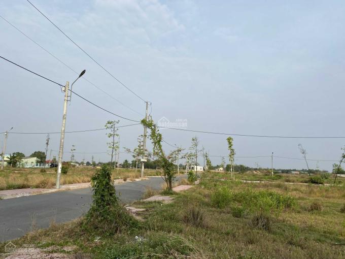 Đất nền KDC Tân Kim 80 - 120m2, mặt tiền Quốc lộ 50, 850tr. LH 0328043404 ảnh 0