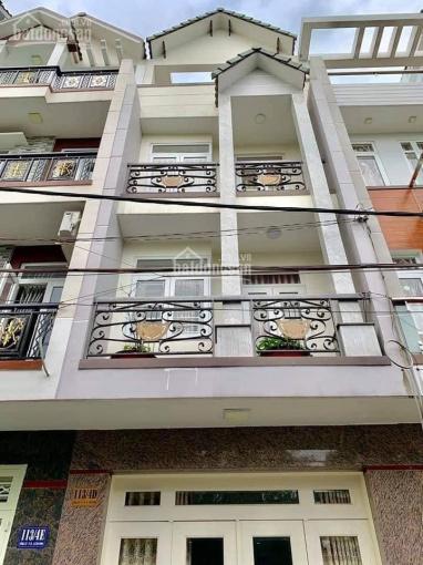 Cho thuê nhà hẻm 8m Phạm Văn Chiêu, P. 14, Gò Vấp nhà gần ngã 3 Cây Trâm ảnh 0
