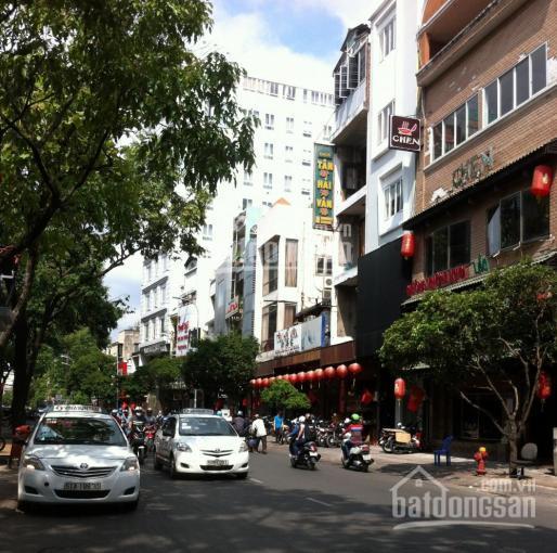 Bán gấp nhà MT đường Đặng Dung, phường Tân Định, quận 1, DT 7m x 24m. Trệt 3 lầu giá 45 tỷ (TL) ảnh 0