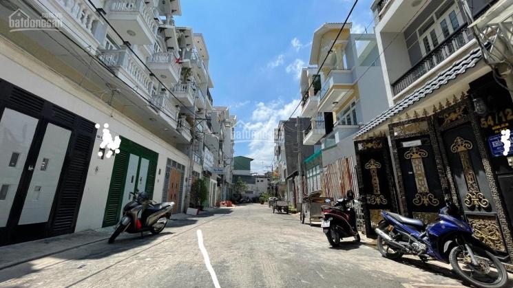 Cần bán nhà HXH 1 sẹc, chính chủ Nguyễn Oanh, P6, DT 4x18m, CN 77m2 nở hậu, giá: 8.7 tỷ ảnh 0