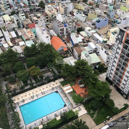 Bán căn hộ Him Lam Chợ Lớn, Q. 6, 108m2, 3PN, có suất oto, giá: 3.68 tỷ, view hồ bơi, LH 0903833234 ảnh 0
