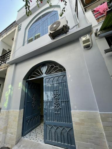 Cho thuê nhà nguyên căn 4x12m, 1 lầu, gần Lotte Mart, Q7 ảnh 0