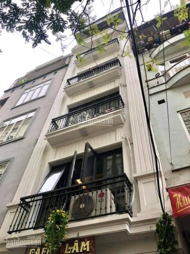 Cho thuê nhà nguyên căn, ngõ KD - phố Cát Linh, 42m2, 5 tầng, giá 20 tr/th ảnh 0