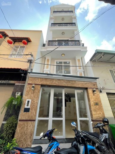 Nhà Nguyễn Thị Định, Q2 - nở hậu 6m, giá đầu tư. LH ngay 0886150825 ảnh 0