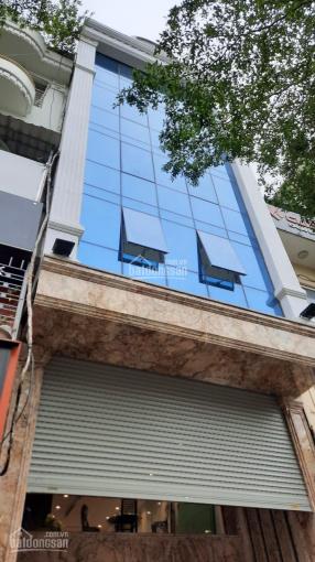 Cho thuê nhà mặt phố Hoàng Văn Thái 130m2 x 5 tầng, giá 55 triệu/tháng ảnh 0