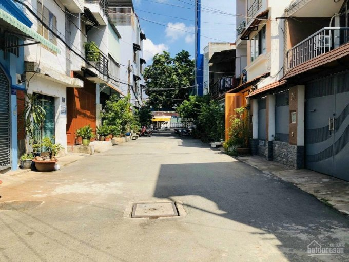 Bán nhà đường nhựa 8m Nguyễn Qúy Anh (4x14m) đủ lộ giới, 1 lầu, giá 6,4 tỷ - Q. Tân Phú ảnh 0