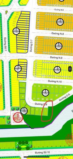 Bán lô đất 3 mặt tiền ngay KCN Long Hậu - khu dân cư Thành Hiếu giá đầu tư ảnh 0