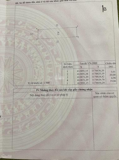 Chỉ 790tr để có nền 5x20m ngay Hùng Vương xã Phước An sổ riêng có sẵn CC 0909126544 ảnh 0