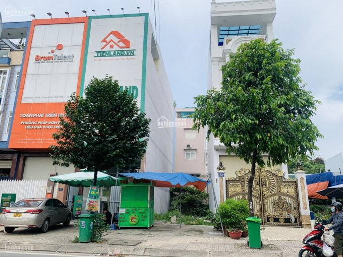 Hàng hiếm lô duy nhất, mặt tiền góc sát Phạm Văn Đồng, vị trí siêu đắc địa TP Thủ Đức, DT 120m2 ảnh 0