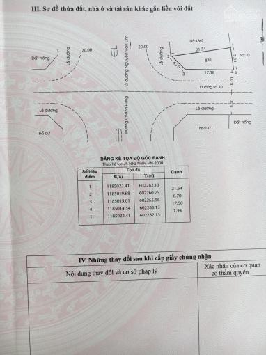 Còn có 1 nền mặt tiền Nguyễn Tri Phương - Phạm Hùng ND khu T30 nền H2 DT 120m2, giá 80tr/m2 ảnh 0