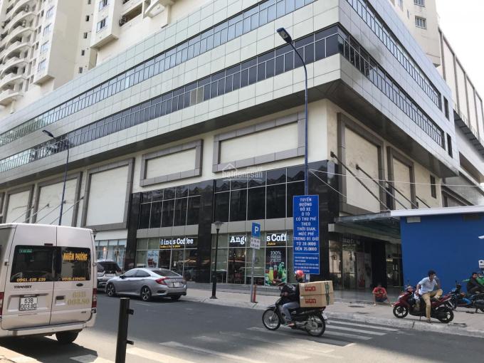 Bán nhà 3 lầu thang máy mặt tiền Tăng Bạt Hổ, P12, Quận 5. DT: 4x27m ảnh 0