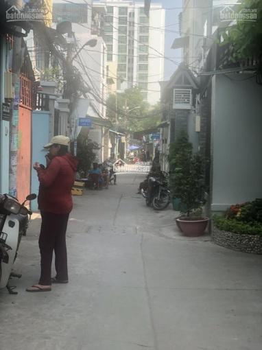 Nhà nát 1T1L 35m2 Phạm Phú Thứ hẻm thông, gần trường Tiểu học Kim Đồng Q6 LH 0775215865 ảnh 0