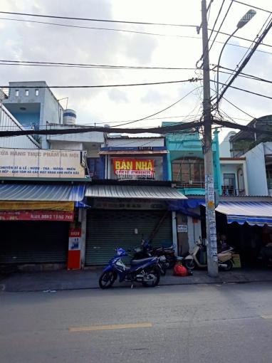 Bán gấp căn nhà cấp 4 mặt tiền đường Bùi Quang Là, DT 4 x 23m. Giá 8 tỷ TL ảnh 0