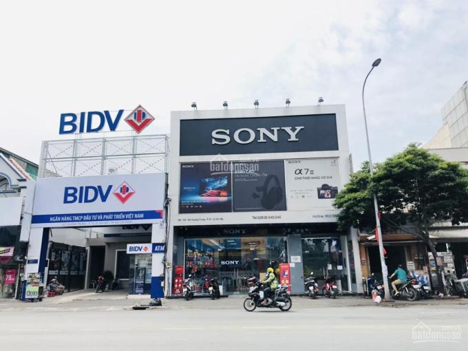 Cho thuê nhà MT 159 - 161 Quang Trung, Phường 10, Gò Vấp 8x38, LH 0932.956.123 Mr. Toàn ảnh 0