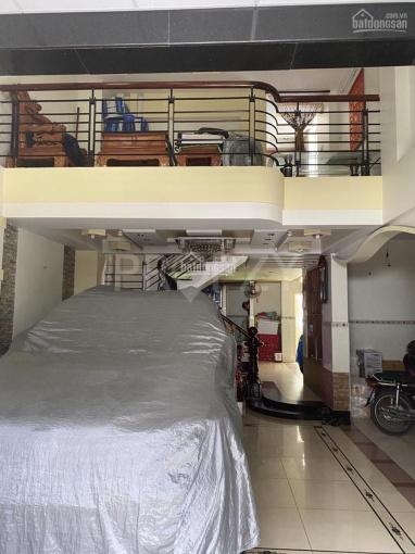 Bán nhà đường Lạc Long Quân, 1 trệt lửng 2 lầu sân thượng, 4pn 5wc, diện tích 6 x 14,35m ảnh 0