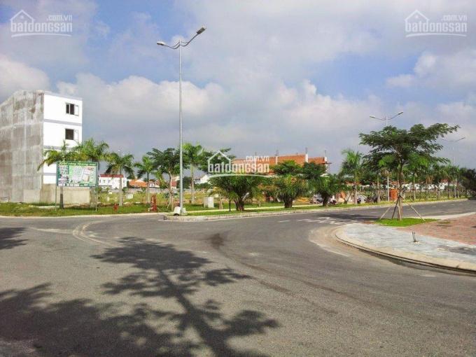 Đất giá rẻ 80m2 MT Trịnh Quang Nghị, KDC Phú Lợi, Q8 trả trước 2.7tỷ, sổ từng nền. LH 0931610789 ảnh 0