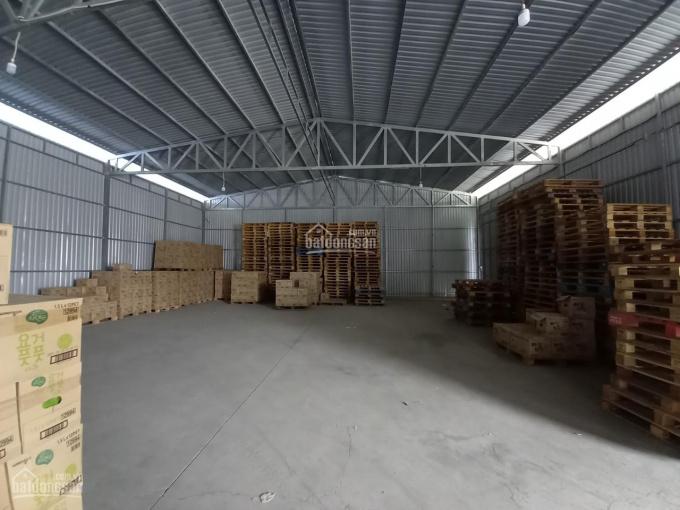 Cho thuê nhà kho quận 7 DT 230m2 mới xây dựng đẹp đạt chuẩn PCCC, xe cont vào ban ngày ảnh 0